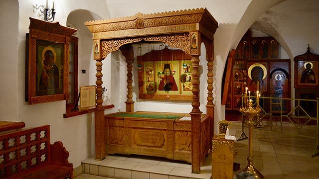 Преподобноисповедник Георгий Даниловский (1868-1932) | Московский Данилов монастырь