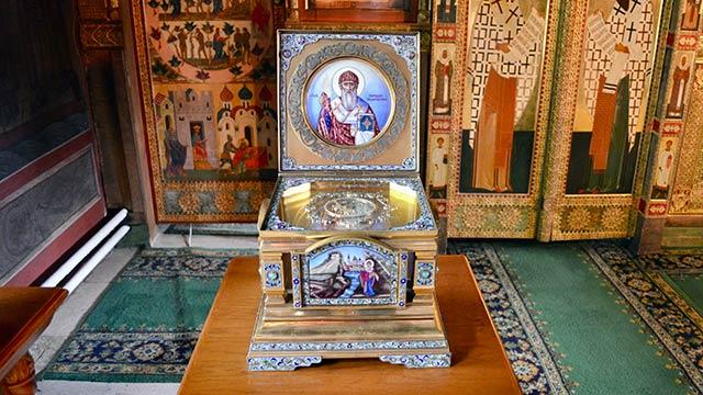 Святитель Спиридон Тримифунтский (ок. 270-348) | Московский Данилов монастырь