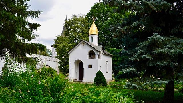 Поминальная часовня | Московский Данилов монастырь