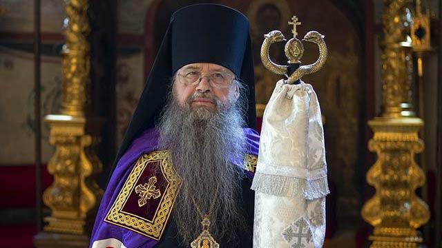 Наместник Данилова монастыря Преосвященнейший епископ Солнечногорский Алексий | Московский Данилов монастырь