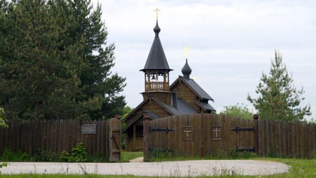 Подворье воимя Преподобного Сергия Радонежского | Московский Данилов монастырь
