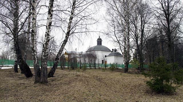 Подворье вселе Долматово | Московский Данилов монастырь