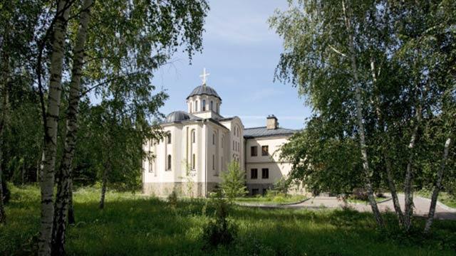 Свято-Преображенское подворье | Московский Данилов монастырь