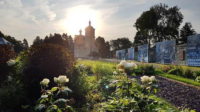 Подворье вчесть иконы Божией Матери «Всецарица» | Московский Данилов монастырь