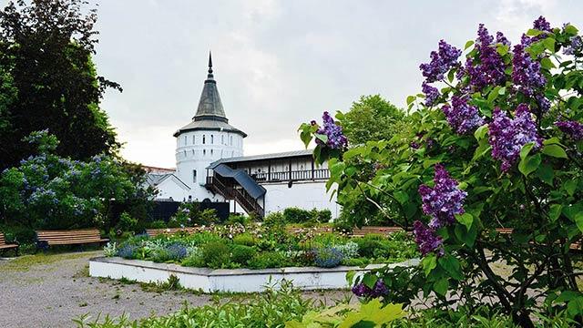 История монастыря | Московский Данилов монастырь