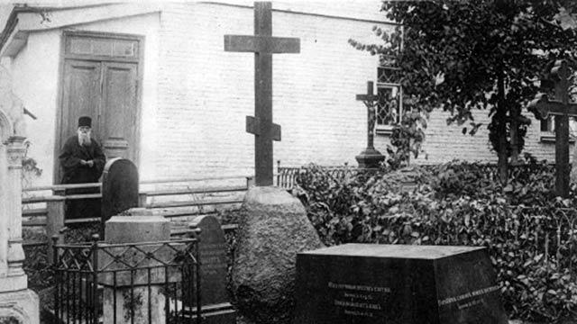 История формирования некрополя | Московский Данилов монастырь