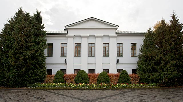 Дом Наместника (Настоятельский корпус) | Московский Данилов монастырь