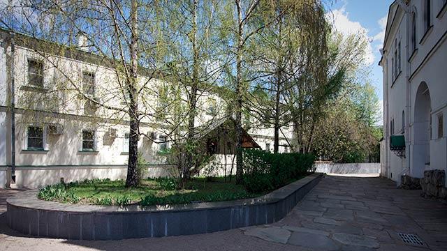 Новый Братский корпус | Московский Данилов монастырь
