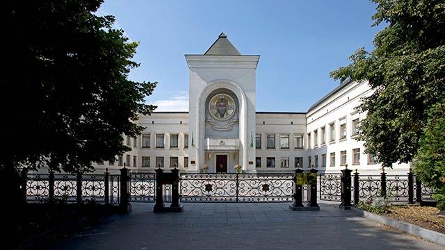 Резиденция Святейшего Патриарха Московского ивсея Руси | Московский Данилов монастырь