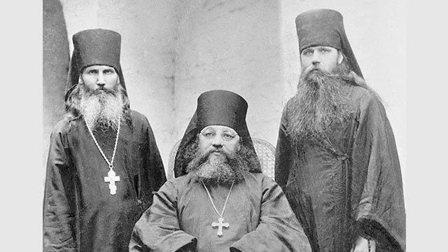 Архимандрит Симеон Холмогоров | Московский Данилов монастырь