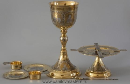 Ювелирная мастерская | Московский Данилов монастырь