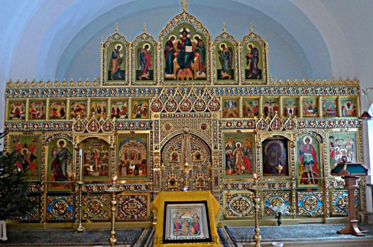 Художественно-столярная мастерская | Московский Данилов монастырь