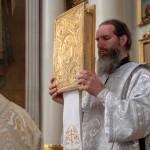 В Даниловом монастыре совершили богослужения 11-й Недели по Пятидесятнице | Московский Данилов монастырь