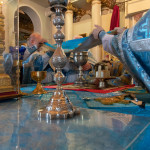 В Даниловом монастыре совершили богослужения 12-й Недели по Пятидесятнице | Московский Данилов монастырь