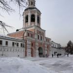 Праздник Крещения Господня в Даниловом монастыре | Московский Данилов монастырь