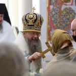 Престольный праздник вхраме Сретения Господня | Московский Данилов монастырь