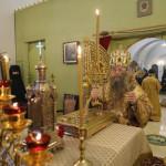Епископ Солнечногорский Алексий возглавил престольный праздник вЗачатьевском ставропигиальном женском монастыре Москвы | Московский Данилов монастырь