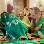 Престольный праздник в обители князя Даниила | Московский Данилов монастырь