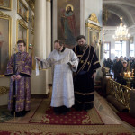В Даниловом монастыре совершена диаконская хиротония | Московский Данилов монастырь