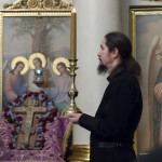 Праздник Благовещения в обители князя Даниила | Московский Данилов монастырь
