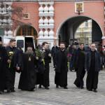 Вербное воскресенье в Даниловом монастыре | Московский Данилов монастырь