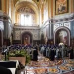 Насельники обители князя Даниила удостоены богослужебно-иерархической награды | Московский Данилов монастырь
