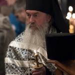 Чин погребения Спасителя в Даниловом монастыре | Московский Данилов монастырь