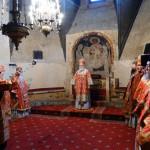 Благочинный Данилова монастыря удостоен богослужебно-иерархической награды   Московский Данилов монастырь