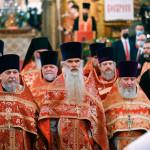 Благочинный Данилова монастыря удостоен богослужебно-иерархической награды | Московский Данилов монастырь