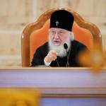 Завершил работу пленум Межсоборного присутствия Русской Православной Церкви | Московский Данилов монастырь