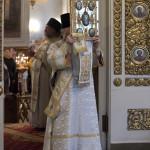 Праздник Вознесения Господня в Даниловом монастыре   Московский Данилов монастырь