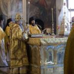 Праздник святых апостолов Петра и Павла в Даниловом монастыре | Московский Данилов монастырь