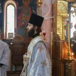 Престольный праздник в Свято-Преображенском подворье Данилова монастыря | Московский Данилов монастырь