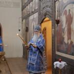 Служение епископа Алексия в Андреевском монастыре | Московский Данилов монастырь