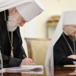 Состоялось заседание Священного Синода Русской Православной Церкви | Московский Данилов монастырь