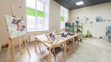 Приглашаем школьников 8-12 лет в Креативную мастерскую «Тут культура»   Московский Данилов монастырь