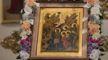 Праздник Крещения Господня в Даниловом монастыре   Московский Данилов монастырь