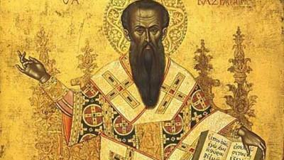 Святитель Василий Великий | Московский Данилов монастырь