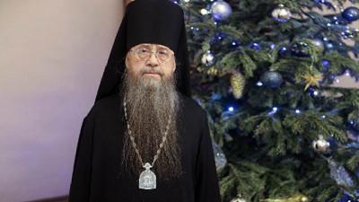 Епископ Солнечногорский Алексий. «Покаянием человек может изменить решение Бога» | Московский Данилов монастырь