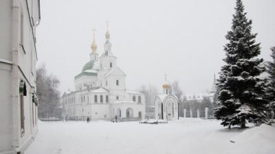 Навечерие Богоявления (Крещенский сочельник) | Московский Данилов монастырь