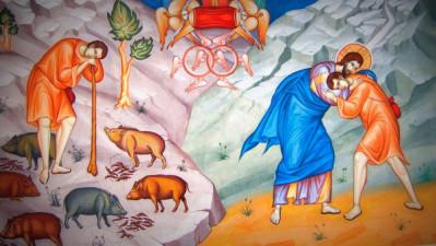 Неделя о блудном сыне | Московский Данилов монастырь