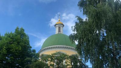 День Святого Духа | Московский Данилов монастырь