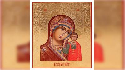 Явление иконы Пресвятой Богородицы во граде Казани (1579) | Московский Данилов монастырь