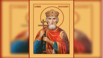 Равноапостольный великий князь Владимир (1015) | Московский Данилов монастырь