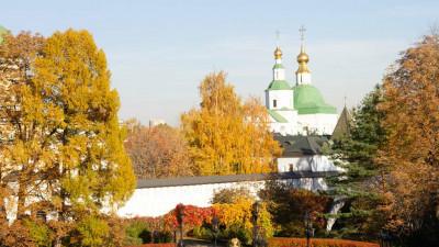 Данилов монастырь приглашает на престольный праздник | Московский Данилов монастырь