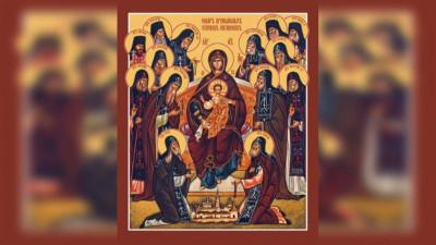 Собор преподобных Оптинских старцев | Московский Данилов монастырь