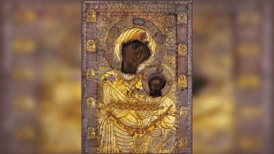 Иверская икона Божией Матери (принесение в Москву в 1648 г.) | Московский Данилов монастырь