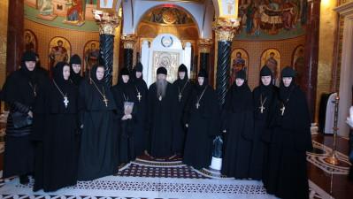 Мир в монастыре | Московский Данилов монастырь
