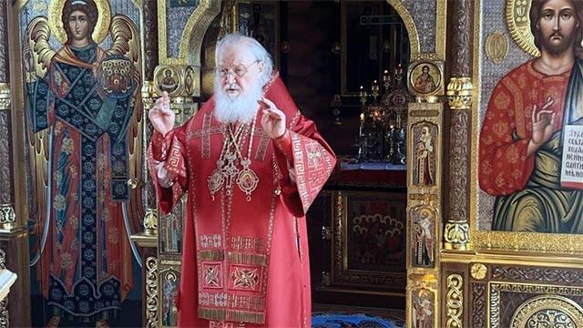 Послание Святейшего Патриарха Кирилла вНеделю 3-ю поПасхе, святых жен-мироносиц | Московский Данилов монастырь