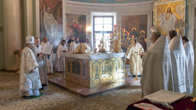 Жизнь обители   Московский Данилов монастырь